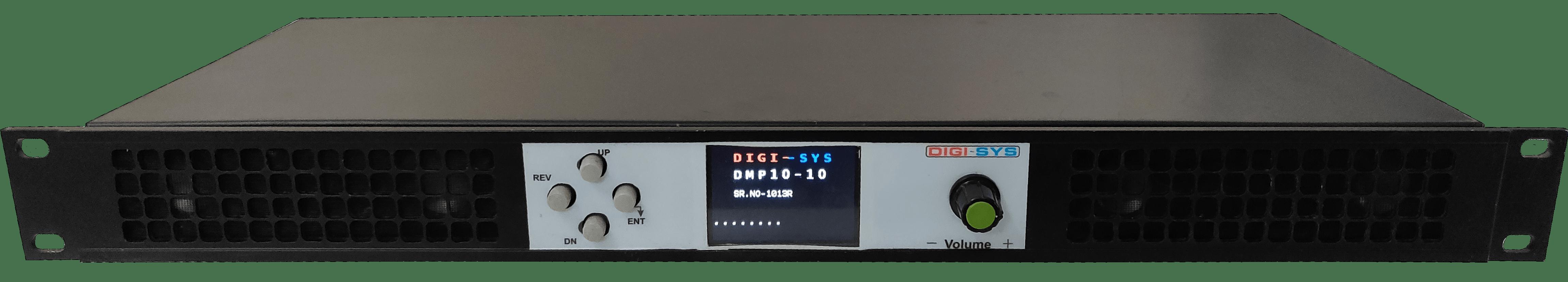 "Audio Digital Monitoring Panel ""TAS"""